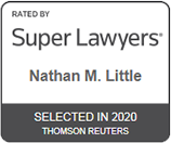Super Lawyers Nathan M. Little